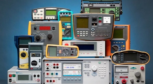 Bench Test Instruments In Electronic Engineering With Promotion